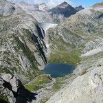 Lago Bianco e Lago dei Cavagnöö