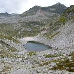 Bocchetta degli Oréi 2432 m