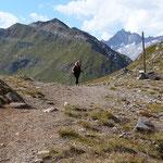 Passo del Narèt 2438 m