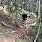 Sentiero Alp de Palazi - Alp de Carnac