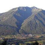 Tamaro dal sentiero per l'Alpe di Ruscada