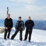 Monte Lema 1621 m