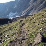 Sentiero San Giacomo - Pizzo Cavagnöö