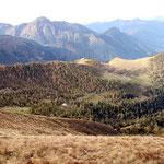 Capanna Gesero e Alpe di Gesero
