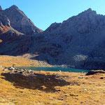 Laghi Boden 2342 m e Bocchetta di Val Maggia