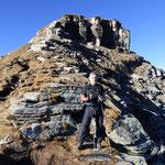 Pizzo di Claro Cima Nord 2727 m