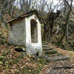 Sentiero Vogorno - Stavello