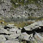 Lago del Piatto 2241 m