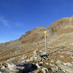 Passo a 2270 m