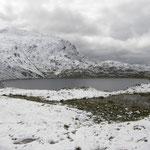 Lago Scuro e Pizzo Taneda