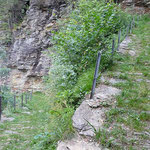 Sentiero Valle - Cala