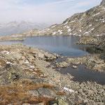 Lago Azzurro 2429 m