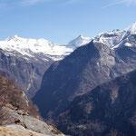 Panoramica dal Monte del Corgell