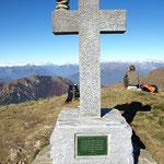 Monte Gradiccioli 1936 m