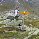 Passo della Novena 2446 m