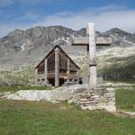 Capanna Quarnei 2046 m