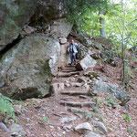 Sentiero Mont di Lanés - Diga della Roggiasca