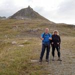 Passo della Novena 2478 m (partenza)