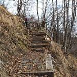 Sentiero Spruga - Tabid