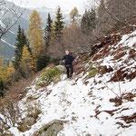 Sentiero Splügen - Laghi di Suretta