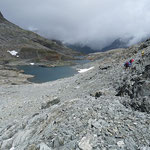 Vedreta Piana e Laghit de Val Rossa
