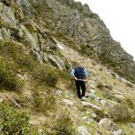 Sentiero per il Mött di Pegor