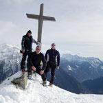 Punta di Larescia 2195 m