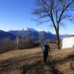 Monti di Boscaloro 998 m