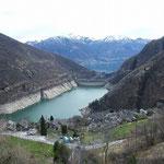 Lago di Vogorno e Lungolago da Mergoscia
