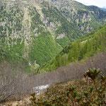 Alpi Legrina e Repiano da ca. 1800 m