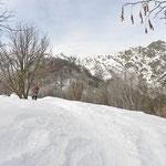 Sentiero Mergugno - Rifugio Al Legn