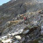 Sentiero Lago di Canee - Pizzo di Claro