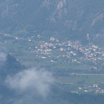 San Vittore (GR) dal sentiero