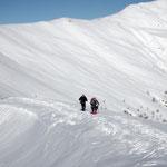 Luciano e Chico arrivano al Monte Magno