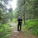 .... proseguiamo per l'Alp di Fora