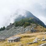 Alpe Matro Cáuri 1891 m