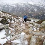 Sentiero per Isabrüggli