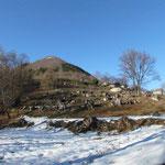 Monti Marcalone e Monte Giove