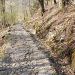 Sentiero Loco - Passo della Garina