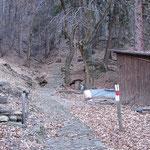 Sentiero Prada - Monti di Ravecchia