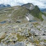 Laghetti della Miniera 2542 m