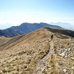 Verso il Monte Magno