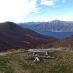Salita al Monte Gambarogno