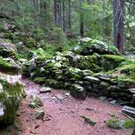 Sentiero per il Lagh de Cama