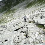 Verso il Passo di Lucendro