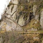 Sentiero per l'Alpe di Cadinetto