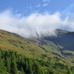 Al Lago Retico .... nubi .....