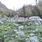 Sentiero Alp de Poz - Bocchetta d'Egion