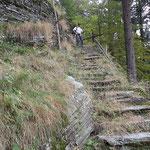 Sentiero Montogn - Alp de Val d'Arbola