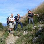 Sentiero Cimetta - Cima della Trosa